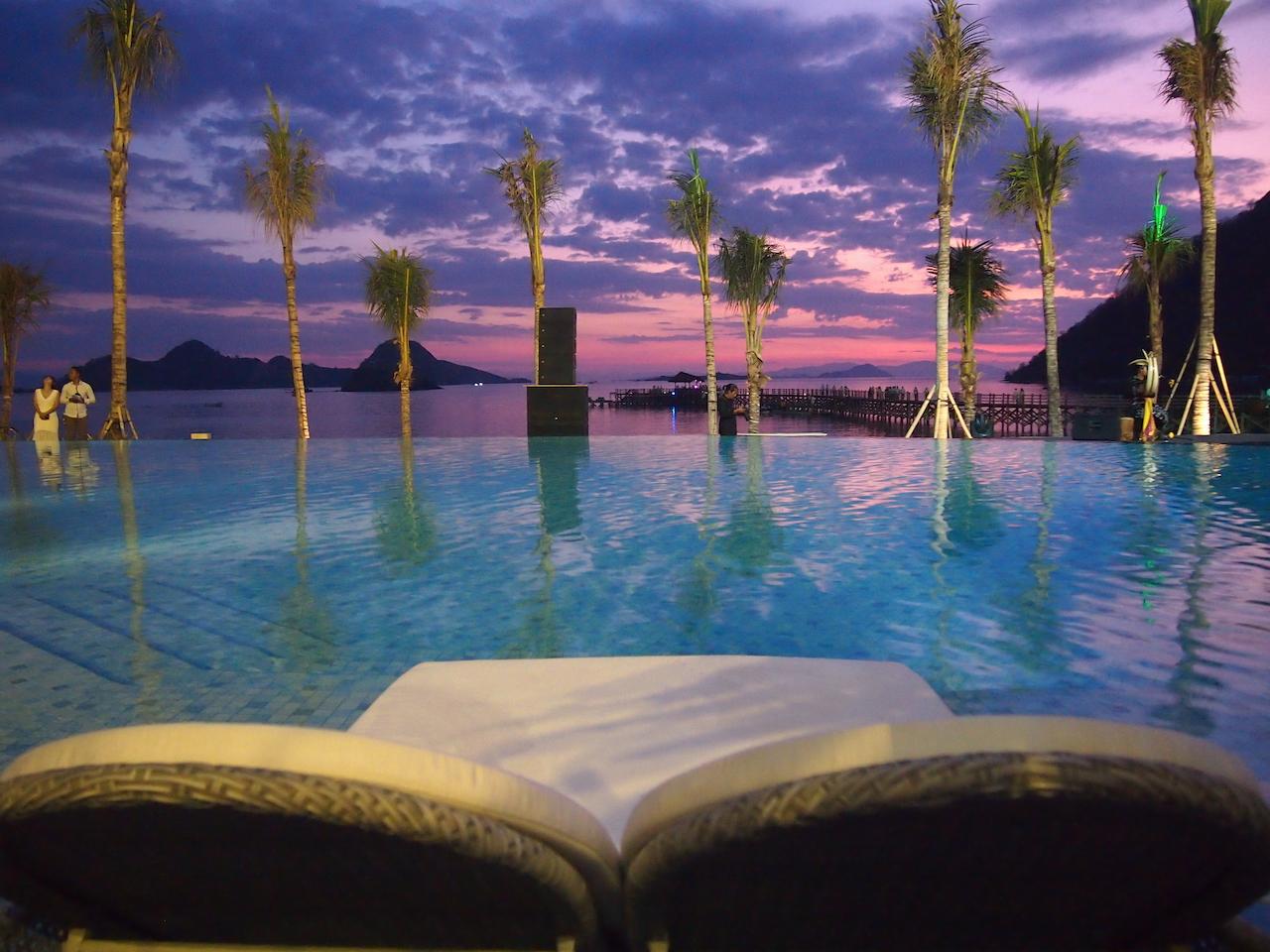 フローレス島のAYANA Komodo Resort